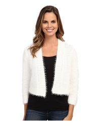 RSVP | Natural Bre Fuzzy Shrug | Lyst