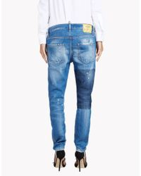 DSquared² - Blue Cool Girl Jeans - Lyst