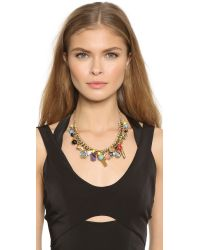 Venessa Arizaga - Multicolor Road Trip Necklace - Multi - Lyst