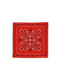 Marc By Marc Jacobs | William Bandana - Ruby Red Multi | Lyst