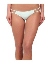 Volcom - Blue Be Mayan Tiny Bottoms - Lyst