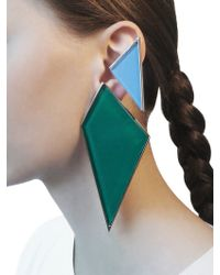 Sylvio Giardina | Green S-k-i-n Kit Earring Kit | Lyst