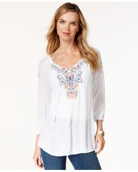 Style & Co. - White Only At Macy's - Lyst