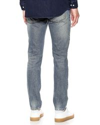 Won Hundred - Dean Light Blue Jeans for Men - Lyst