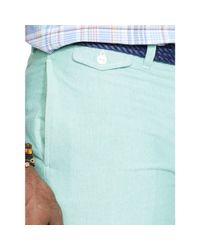 Ralph Lauren - Green Classic-fit Oxford Short for Men - Lyst
