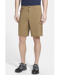 Patagonia | Natural Stretch 'terre Planing' Hybrid Cargo Shorts for Men | Lyst