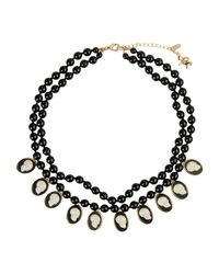 Paul Smith - Black Necklace - Lyst