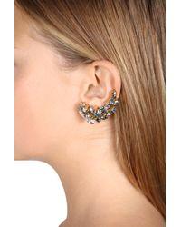 Dorothee Schumacher - Metallic Crystal Edge Ear Cuff - Lyst