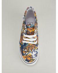 KENZO | Yellow Crazy Sneakers for Men | Lyst
