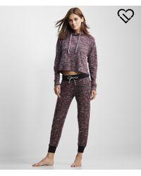 Live Love Dream | Purple Lld Sweater-knit Jogger Sweatpants | Lyst
