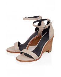 Tibi | Pink Milla Sandals | Lyst