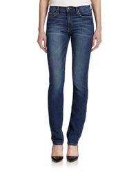 Joe's Jeans - Blue Valencia Straight-Leg Jeans - Lyst