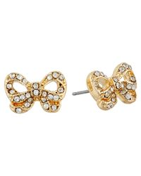 Betsey Johnson | Metallic Sugar Critters Earring Ii | Lyst