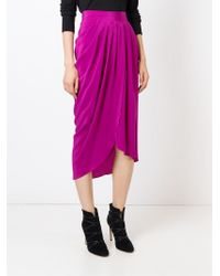 Unconditional - Pink Tulip Skirt - Lyst