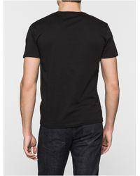 Calvin Klein - Black Jamar T-shirt for Men - Lyst