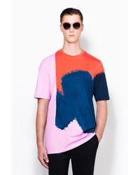 3.1 Phillip Lim - Multicolor Short Sleeve T-Shirt for Men - Lyst