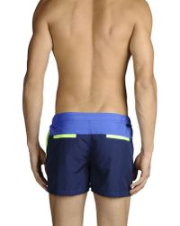 Sundek - Blue Swimming Trunk for Men - Lyst