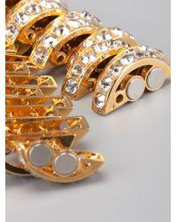Ca&Lou   Metallic 'cecilia' Bracelet   Lyst