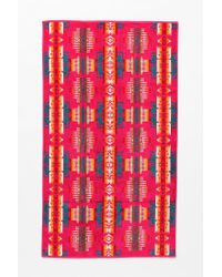 Pendleton - Red Chief Joseph Cherry Towel for Men - Lyst