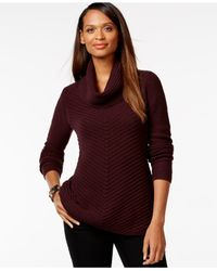Style & Co. - Purple Only At Macy's - Lyst