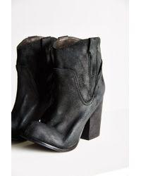 Jeffrey Campbell - Black Showdown Ankle Boot - Lyst