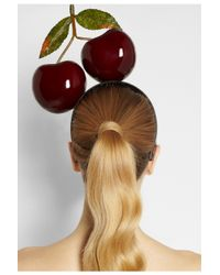 Piers Atkinson - Red Hyper Cherries Headband - Lyst