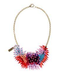 Ken Samudio - Purple Necklace - Lyst