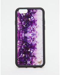 Wildflower | Multicolor Amethyst Iphone 6 Case | Lyst