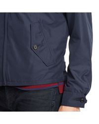 Polo Ralph Lauren - Blue Lightweight Woven Jacket for Men - Lyst