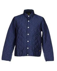 Kilt Heritage - Blue Jacket for Men - Lyst