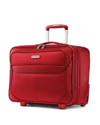 Samsonite | Red Lift Two Wheeled Boarding Bag | Lyst