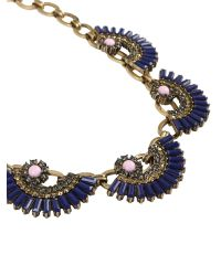 Ziba | Black Beatriz Necklace | Lyst