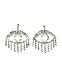 H&M | Metallic Earrings | Lyst