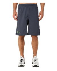 "Under Armour | Gray Heatgear® Reflex Short 10"" for Men 