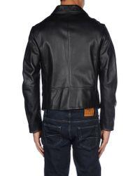Jil Sander - Black Jacket for Men - Lyst