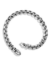 David Yurman | Metallic Extra Large Box Chain Bracelet for Men | Lyst