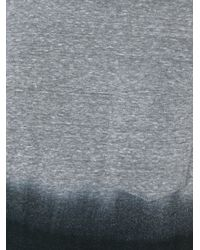 Bliss and Mischief - Black Gradient Effect T-shirt - Lyst