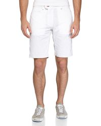 Howe - Purple Hands Down Mini Check Reversible Shorts Royal Flush 36 for Men - Lyst