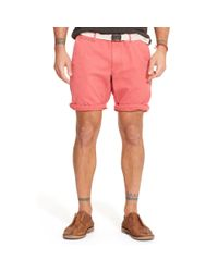 Denim & Supply Ralph Lauren | Pink Surplus Chino Short for Men | Lyst