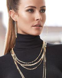 Lana Jewelry | Metallic 14k Elite Mirror Disc Chain Necklace | Lyst