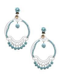 Mercantia | Metallic Earrings | Lyst
