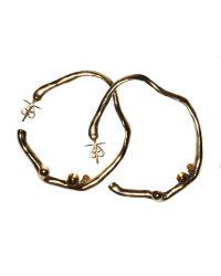 Rachael Ruddick | Metallic Melt Earring | Lyst