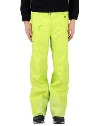 Patagonia - Green Casual Trouser for Men - Lyst