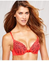 Lily Of France | Red Extreme Ego Boost Lace Push Up 2131701 | Lyst