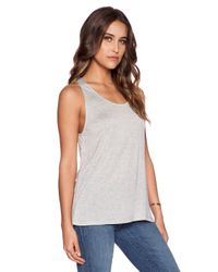 BB Dakota - Gray Lavana Tank - Lyst