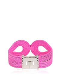 Lara Bohinc | Pink Gagarin Bracelet | Lyst