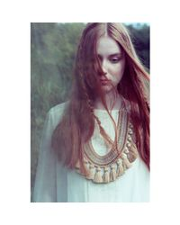 Margot & Me | Natural Tala Necklace In Nature | Lyst