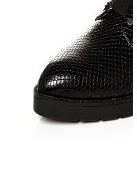 Moda In Pelle | Black Elardo Low Casual Shoes | Lyst