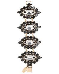 Halaby - Black Flamingo Bracelet - Lyst