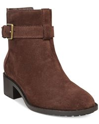 Cole Haan | Brown Putnam Waterproof Booties | Lyst